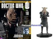 Doctor Who Figurine Collection #018 Judoon Eaglemoss